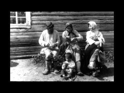 Крепостное право в России.  Часть 1.