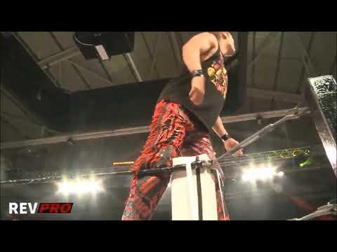 Okada Debuts New Mix Theme During His Rev Pro Entrances