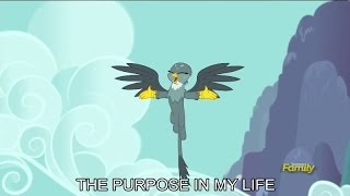 Find the Purpose in Your Life [With Lyrics] - My Little pony Friendship is Magic Song