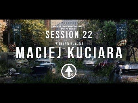 Level Up! Session 22 with MACIEJ KUCIARA