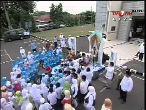 ALmost DVa - Beribadah Yok (Live @ TV One)