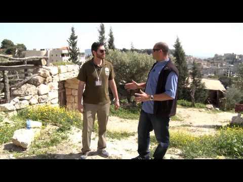 Capernaum, Israel (First Century Foundations 2/7)