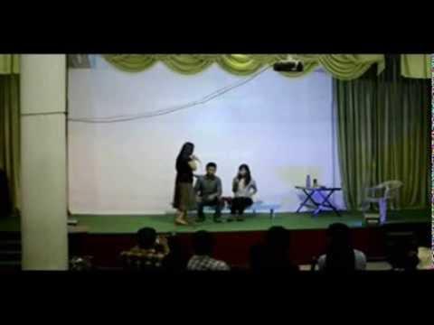 'Bookmark' Drama @ Daniela Group Nite 2013. KTP Bawngkawn Chhimveng Branch
