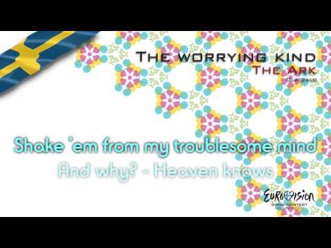 "The Ark - ""The Worrying Kind"" (Sweden) - [Karaoke version]"