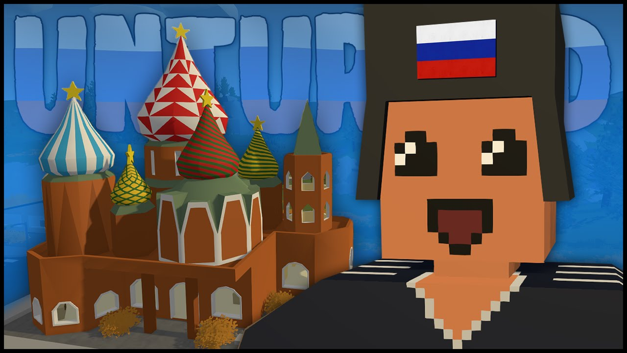 BIGGEST UNTURNED UPDATE EVER New Russia Map Vehicles More