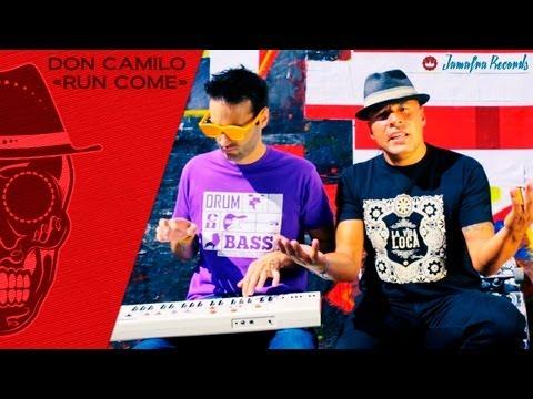 Don Camilo - Run Come [OFFICIAL VIDEO]