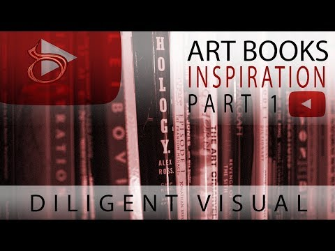 Art Book Review Part 1 (Inspiration)