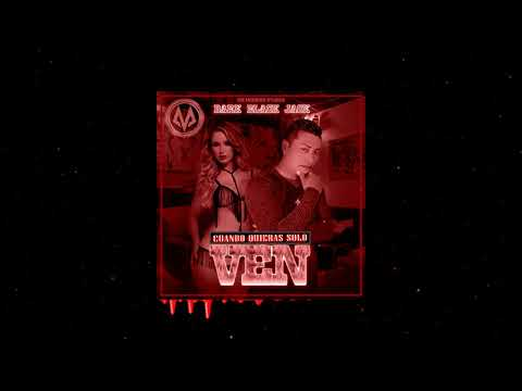 Dark Black Jack - Cuando quieras solo ven [The Monster Studios]Audio Oficial