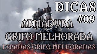 The Witcher 3: Wild Hunt - Armadura de Grifo Melhorada/Espadas de Grifo Melhoradas  - Dicas #09