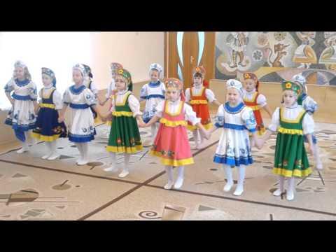 Росиночка Россия,танец в