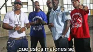 three 6 mafia ft. akon - thats right (subtitulado en español)
