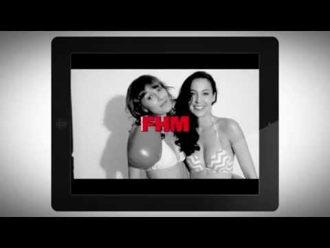 Singapore FHM Interactive-iPad Version NOW available on iTunes App Store!