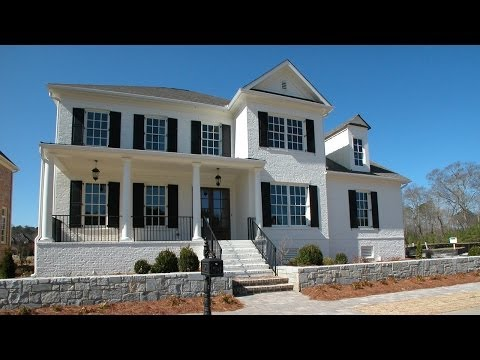 The River District by Acadia Homes and Neighborhoods in Berkeley Lake, Gwinnett County
