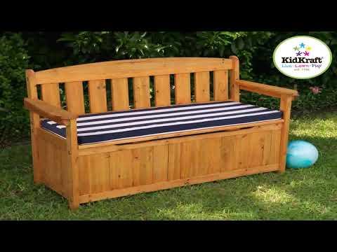 Cedar Wooden Bench Plans