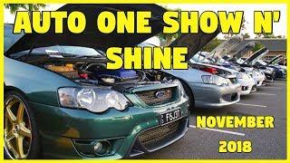 Gambar cover Auto One Browns Plains Show N' Shine! (November 2018)
