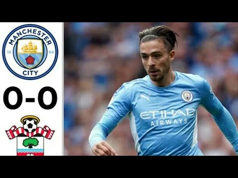 Download Match results Manchester City vs Southampton  0-0 All Goals HD & Highligts