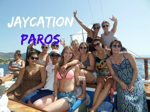Travel Guide to Paros, Greece | Jaycation