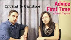First Time First Time HomeBuyer Story Candice & Irving Testimonial