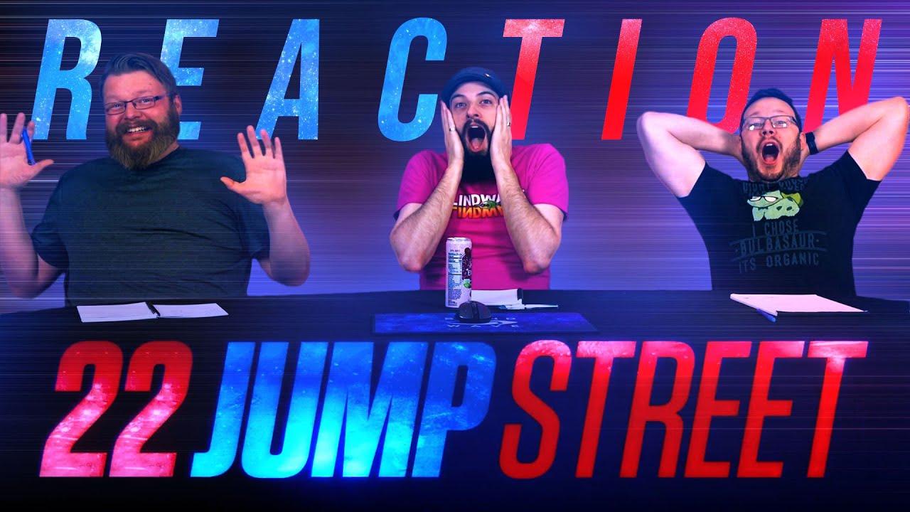 Download 22 Jump Street - Movie REACTION!!