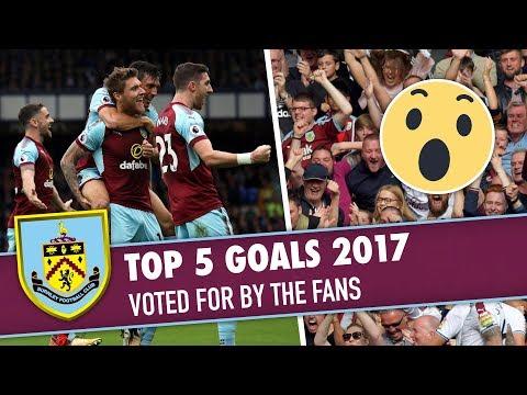 TOP 5 | Best Goals Of 2017