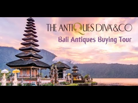 Bali Antiques Buying Tour with The Antiques Diva