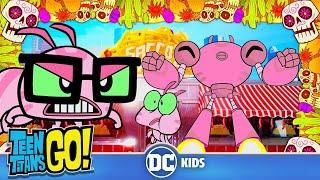 Teen Titans Go! in Italiano | Silkie | DC Kids