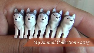 My Lego Animal Collection - 2015