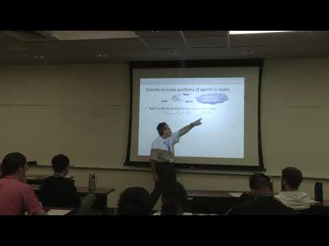 ICAPS 2019: Tutorial on Multi-Agent Pathfinding: Models, Solvers, and Systems