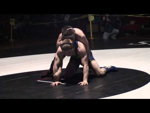 2014 Qualifying Finals - 145 lbs. - Assael (Mep) vs. Lucey (Mass)