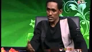 Oromo Music   Hachalu Hundessa   Interview part4 of 5