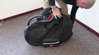 Melon Folding Bike Carry Bag Video.wmv
