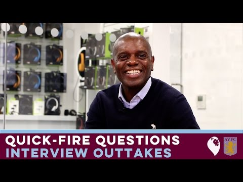 Quick-fire Questions with Ian Taylor & Interview Outtakes