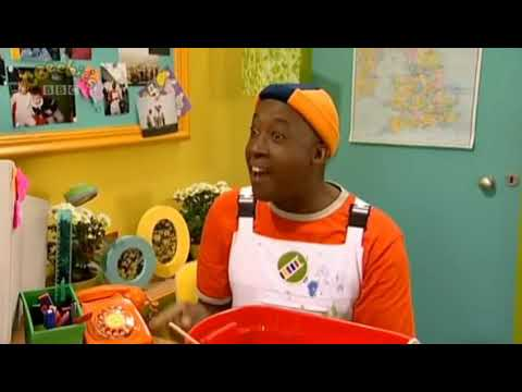 Balamory - Fish Supper But It's All Over The Place