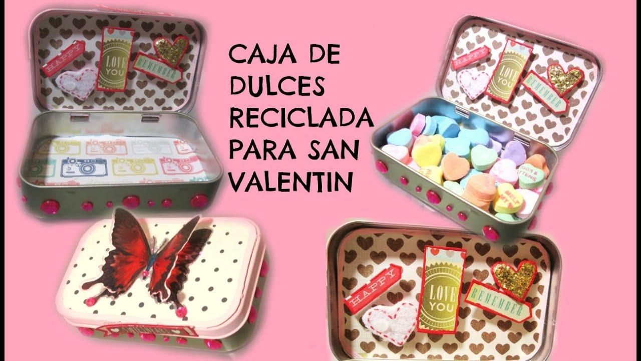 Regalo de ultimo momento para san valentin caja de dulces - Dulces de san valentin ...