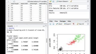 How to Perform K-Means Clustering in R Statistical Computing