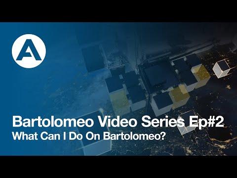 Bartolomeo Video Series, Ep#2: What Can I Do On Bartolomeo?