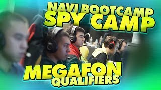 NAVI BOOTCAMP SPY CAMP - MegaFon qualifiers