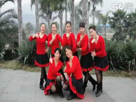 Bai Xin Nian(拜新年) - Line Dance (Demo)
