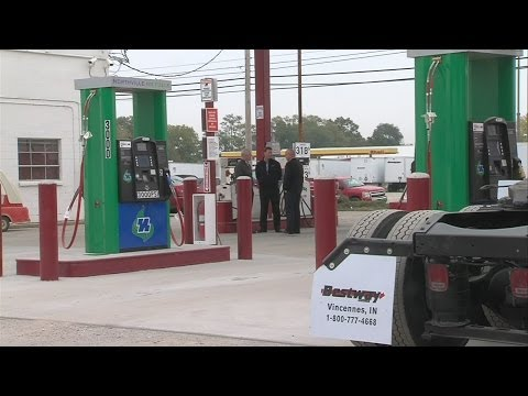 Fuel station pumps 'green' solution for consumer, commercial fleet