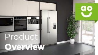 Samsung Fridge Freezer RS52N3313SL Product Overview | ao com