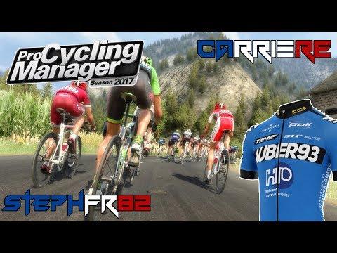 Pro Cycling Manager 2017 - Pro Cyclist - S01 E01 - Début difficile - FR PC