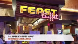 A Glimpse into Feast Buffet, Red Rock Casino, Las Vegas