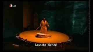 Walküre 12/12 - R. Wagner - Akt 3 Feuerzauber Finale Valencia 2008