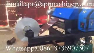 One cavity Aluminium Foil Food Container Press Forming Machine
