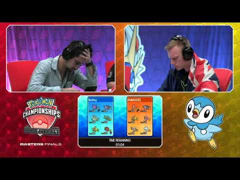 2019 Pokémon North America International Championships: VGC Masters Division Finals