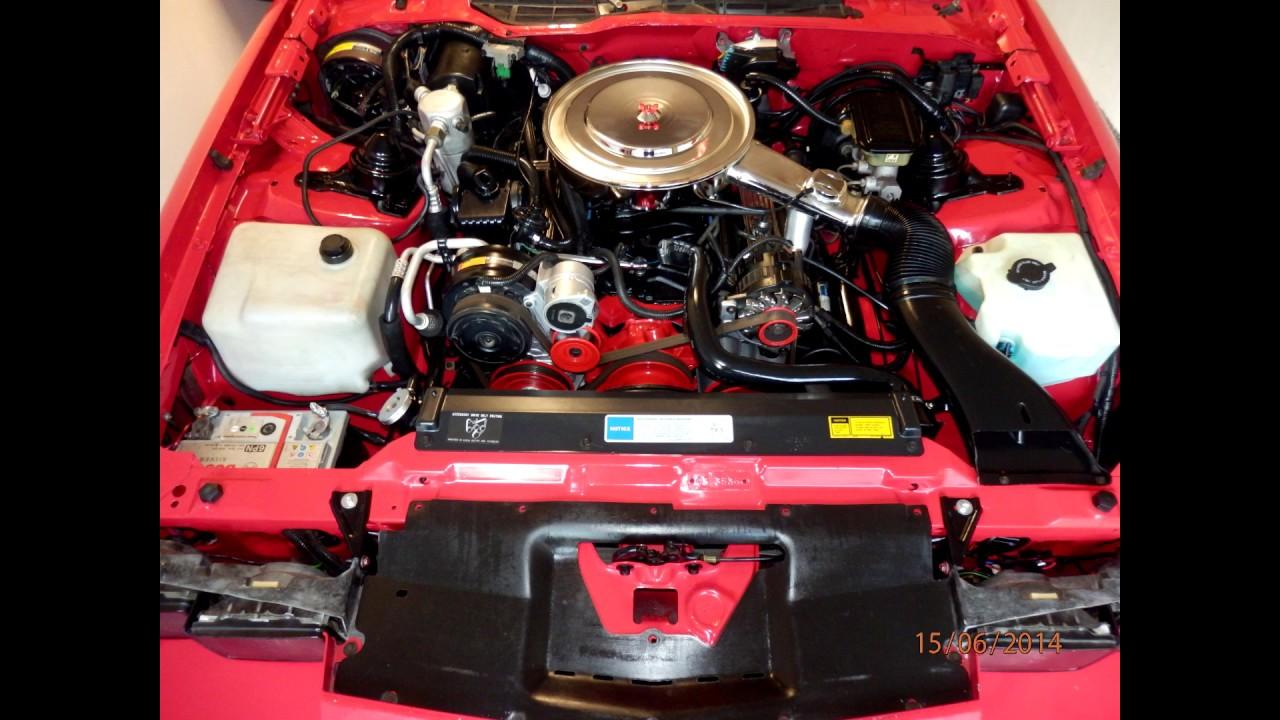 Chevrolet Camaro 1992 Tbi 305 V8 170hp Engine Rebuild