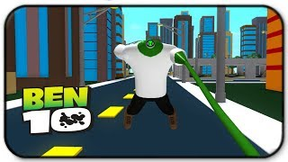 Jack-O-Planterns Abilities Are OverPowered Roblox Ben 10 Arrival Of Aliens