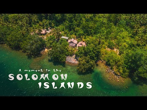A moment in the Solomon Islands | Travel Video