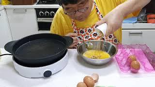 #계란말이  몸에좋은음식  야채계란말이  요리