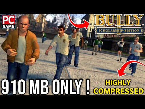 How To Download  & Install Highly Compressed Bully For PC | Hindi |
